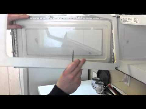 Over The Range Microwave Oven Door Repair Help Youtube