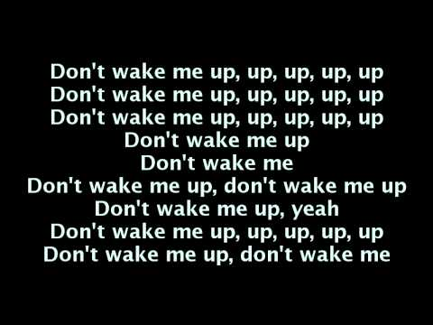 Baixar Chris Brown - Don't Wake Me Up (Lyrics On Screen) [Fortune]