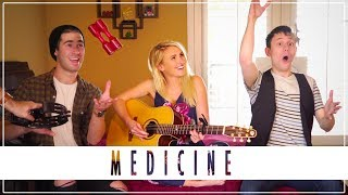 Kelly Clarkson - MEDICINE | KHS & Linney COVER