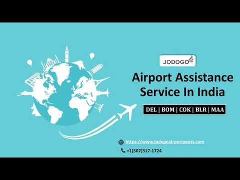 Airport Assistance Service in India - Jodogoairportassist.com