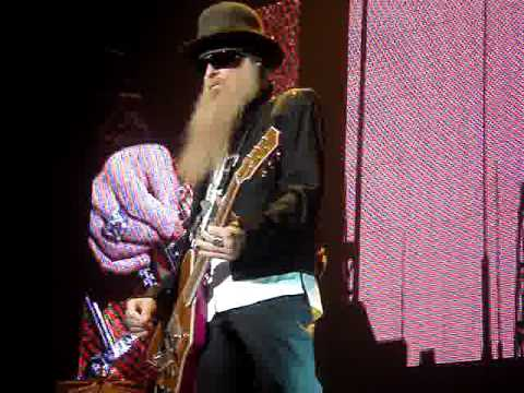 ZZ Top - I Need You Tonight (Heineken Music Hall, Amsterdam, 8 October 2009)