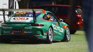 A strong debut: Carrera Cup Australia launches new 911 GT3 Cup car in Adelaide