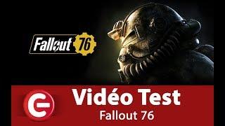 Vidéo-Test : [Vidéo Test/Gameplay] Fallout 76