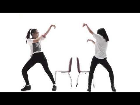 Red Velvet - Be Natural Dance Mirror