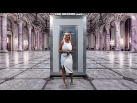 The Headrest Portable Toilet Video