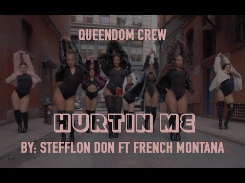 Hurtin Me | Stefflon Don ft. French Montana | Queendom Crew #HurtinMe #StefflonDon