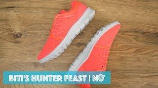 Mở hộp giày Biti's Hunter Feast | Màu đen - cam | Giày Nữ