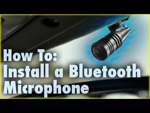 Best Place For Bluetooth Mic In Car