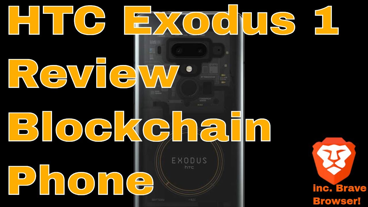HTC Exodus 1 Review Blockchain Phone in under 5 minutes!
