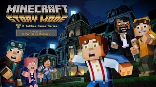 Minecraft: Story Mode opens A Portal to Mystery