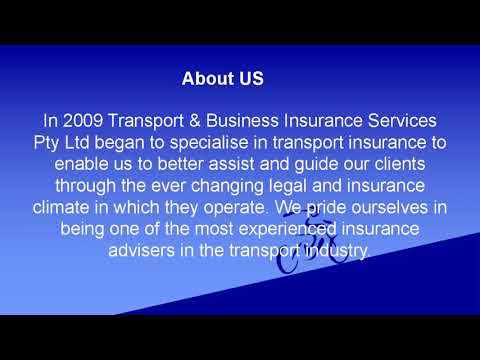 Guide of Truck Insurance! Transport & Business
