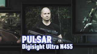 Охота с ночным прицелом Pulsar Digisight N455. Запись точных выстрелов.
