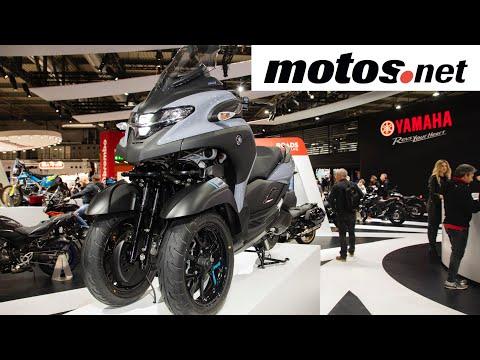 Yamaha 2020   Salón de Milán / EICMA / Preview en español