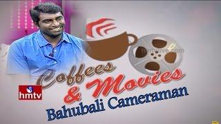 Chit Chat with Baahubali Cinematographer Senthil Kumar..