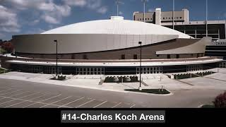 Top 30 College Basketball Arenas