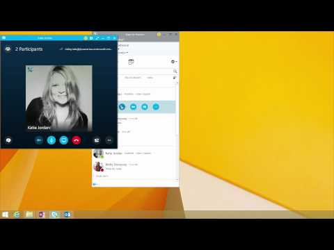 Skype for Business - How to Use