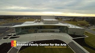 A Look Back - Bicknell Family Center for the Arts
