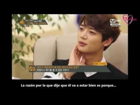 [SUB ESPAÑOL] 2MIN ~ Minho: Lo harás bien, ¿verdad? ll Taemin: Sólo cree en mí.