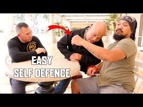 Easy Self Defense Techniques | SELF DEFENCE (New Series)