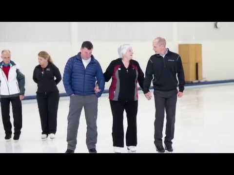 Video: HomEquity Bank and Kurt Browning help make a senior's dream come true.