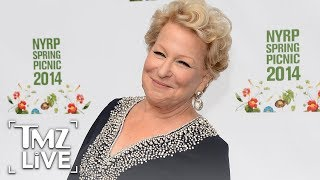 Bette Midler: Controversial N-Word Tweet | TMZ Live
