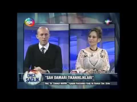 Şah Damarı Hastalıkları Ve Tedavisi- Ege TV 11.01.2016