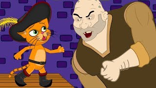 Chú Mèo Đi Hia Truyện cổ tích hoạt hình phim