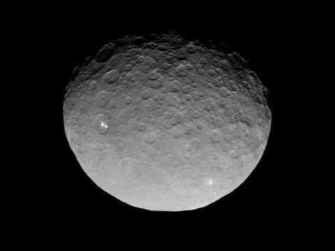 New Findings From NASA's Dawn Mission at Dwarf Planet Ceres