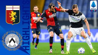 Genoa 1-1 Udinese | De Paul Goal Rescues Point For Udinese after Pandev Opener | Serie A TIM