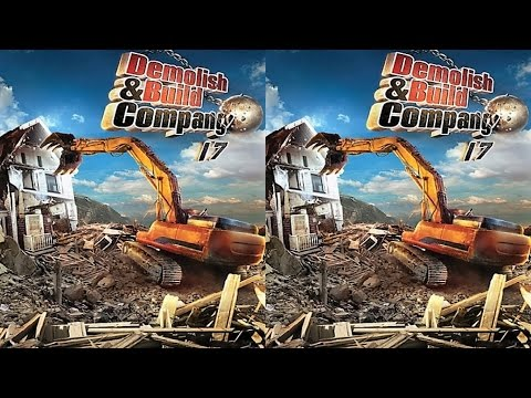 Demolish & Build Company 2017 3D SBS by Mitch141 141