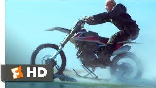 xXx: Return of Xander Cage (2017) - Ski-Bike Chase Scene (6/10)   Movieclips