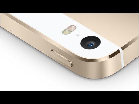 Презентация iPhone 5S на русском (Камера)