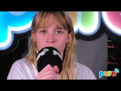 ANGELE - INTERVIEW sur PURE