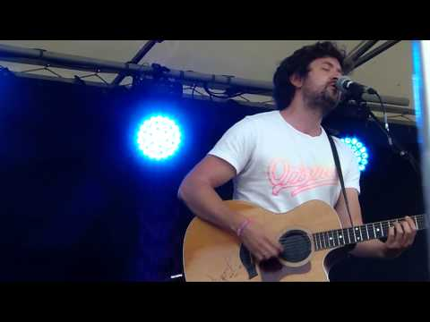 Tom Helsen - Sun In Her Eyes (Live @ Crammerock 2013)