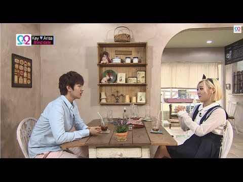 Global We Got Married S2 EP12 Compact (SHINee Key & Arisa, Super Junior Heechul & Puff) 140622