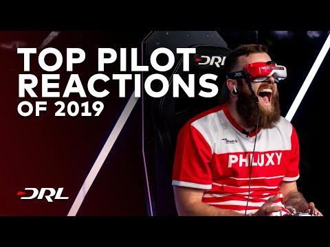 Top Pilot Reactions of 2019