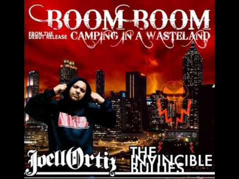 The Invincible Bullies -- Boom Boom f. Joell Ortiz