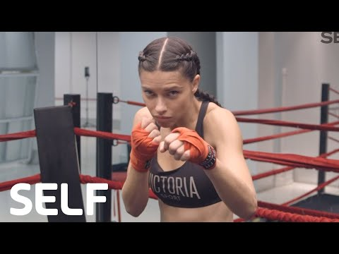 Victoria's Secret Angel Adriana Lima's 4-Move Boxing Workout