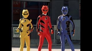 Power Rangers Jungle Fury - Dance the Night Away - Power Rangers Dance Fight | Claw Cannon
