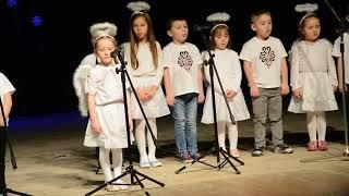 """XII Edycja Koncertu Kolęd """"Dzieciątku śpiewamy"""" Niepubliczne Przedszkole Fiku Miku"""