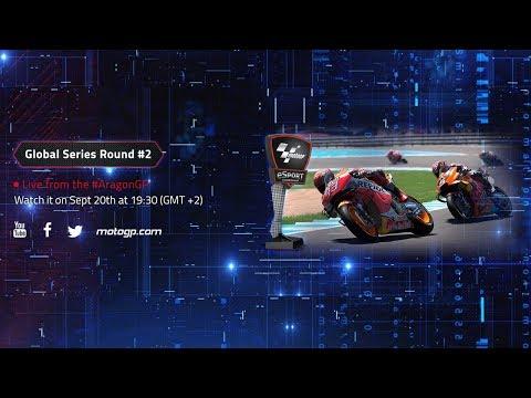 LIVE ?: MotoGP eSport Championship Global Series Round 2