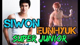 Super Junior Members Profile 2019 (SACROS KPOP)
