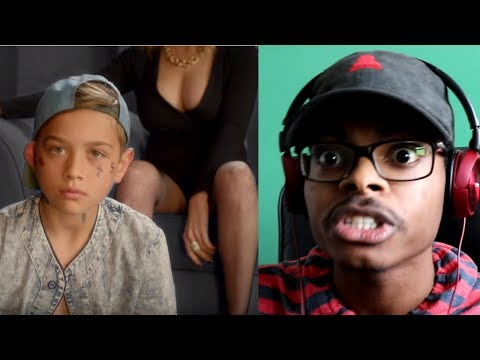 BRUH LMAO! | BHAD BHABIE feat. Lil Yachty - Gucci Flip Flops | Reaction