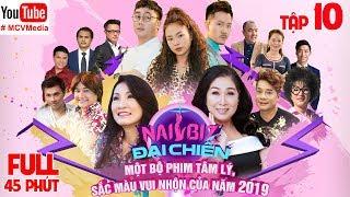 NAILBIZ ĐẠI CHIẾN - TẬP 10 - FULL   Phim Gia Đình Việt 2019