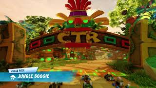 Jungle Boogie Track Gameplay preview image