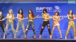 T-ARA 'SUGAR FREE' Dance Mirror Fancam HD