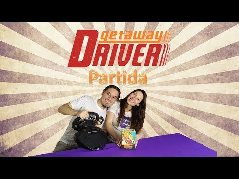 Getaway Driver - Partida - Yo Tenía Un Juego De Mesa TV #40