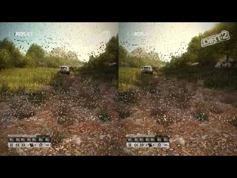 Crosseyegaming 3D - Full Height HD - CMR Dirt 2