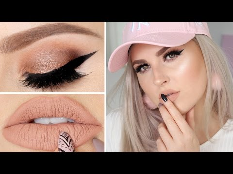 Instagram Baddie Makeup Tutorial ? Full Glam Shaaanxo