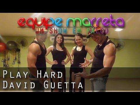 Baixar David Guetta  ft  Ne Yo, Akon - Play Hard - Coreografia Equipe Marreta